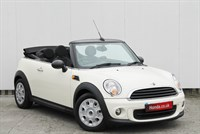 Used MINI Convertible Convertible One 2dr [Pepper Pack]