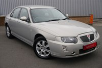 Used Rover 75 Rover 75 CDTi Connoisseur 4dr