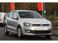 Used VW Polo Bluemotion TDi 75PS 5Dr