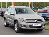 Used VW Tiguan SE TDi BMT 2WD 140PS 5Dr