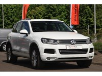Used VW Touareg V6 SE TDi 245PS Auto Tip