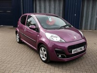 Used Peugeot 107 Allure 5dr 2-Tronic