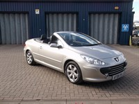 Used Peugeot 307 Coupe Cabriolet Sport 2dr