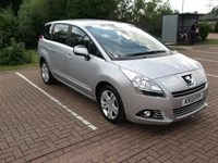 Used Peugeot 5008 HDi 163 Active 5Dr Auto