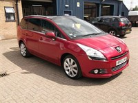 Used Peugeot 5008 E-hdi Allure 5Dr EGC