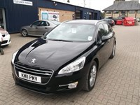 Used Peugeot 508 508 SW e-HDi 112 Active 5dr EGC