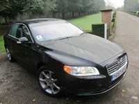 Used Volvo S80 AWD D5 (185) SE Sport Geartronic