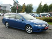 Used Honda Accord i-VTEC EX 5dr
