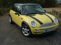 Used MINI Cooper Hatchback Cooper 3dr Auto