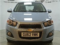 Used Chevrolet Aveo 5dr 1.3VCDi 95ps 16v LTZ Stop Start *A/C 16