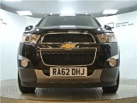 Used Chevrolet Captiva 5dr VCDi LTZ Stop Start 7 Seater *Sav Nav Rear Camera +*