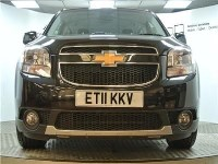 Used Chevrolet Orlando 5dr VCDi 163ps 16v LTZ Automatic 7 Seater Exec Pack *Full Leather Sat Nav +*