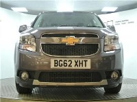 Used Chevrolet Orlando 5dr VCDi 163ps 16v LTZ 7 Seater Exec Pack *Full Leather Sat Nav +*