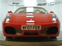 Used Ferrari F430 Spider F1 *1 Private Owner Very Low Miles Over 20K Extra's When New*