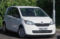 Used Skoda Citigo MPI (60PS) S
