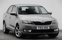 Used Skoda Rapid TSI (105 PS) Elegance