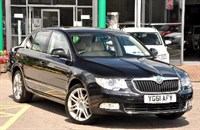 Used Skoda Superb TSI Elegance