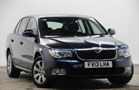 Used Skoda Superb TSI S