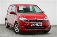 Used Skoda Citigo MPI (75PS) Elegance Green Tech