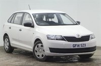 Used Skoda Rapid TDI CR (90ps) S DSG
