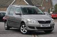 Used Skoda Roomster TSI (85bhp) SE Plus