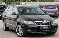 Used Skoda Superb V6 4x4 Elegance