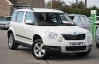 Used Skoda Yeti TDI CR S