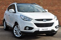 Used Hyundai ix35 CRDi (136PS) Premium (4WD)