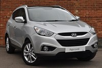 Used Hyundai ix35 CRDi (184PS) Premium (4WD)