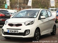 Used Kia Picanto 1.25 White EcoDynamics