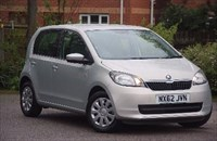 Used Skoda Citigo MPI (60PS) SE