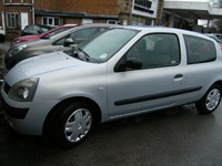 Used Renault Clio 1.4 Expression 3dr