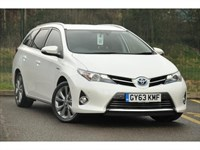 Used Toyota Auris VVT-i HSD Excel Touring Sports