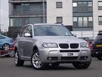 Used BMW X3 2.0d M Sport 5dr 177]