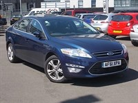 Used Ford Mondeo EcoBoost Titanium 5dr Powershift