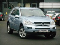 Used Mercedes ML320 M-Class TD SE 5dr 7G-Tronic 4WD