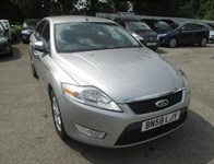 Used Ford Mondeo Zetec