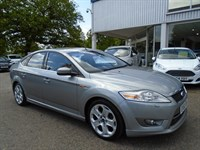 Used Ford Mondeo TITANIUM X SPORT, 5 Doors, Alloys, Climate Control, Cruise Partial
