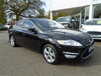Used Ford Mondeo TITANIUM X BUSINESS EDITION START/STOP, , 5 Door, Alloys, Cruise Control