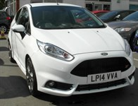 Used Ford Fiesta ST-3 (EcoBoost)