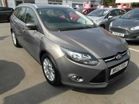 Used Ford Focus Titanium Estate,1 Owner,Full Service History,Alloy Wheels,Heated Windsc