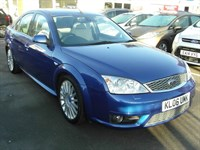 Used Ford Mondeo ST220, Colour Sat Nav,Xenon Headlamps,Heated Windscreen