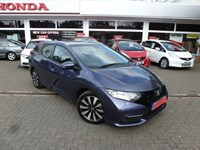 Used Honda Civic 5 door Tourer i-VTEC Sr Navi Au