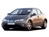 Used Honda Civic i-Ctdi EX 5 door