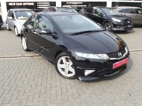 Used Honda Civic i-Ctdi Type-S GT-T 3 door
