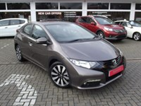 Used Honda Civic i-VTEC SE Plus-T 5 door Auto