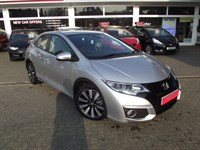 Used Honda Civic i-VTEC SE Plus 5 door Auto [Nav]