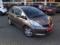 Used Honda Jazz i-VTEC SE 5 door
