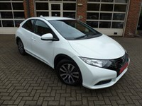 Used Honda Civic i-Dtec SE Plus 5 door