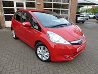 Used Honda Jazz 1.3 IMA HS 5 door Auto